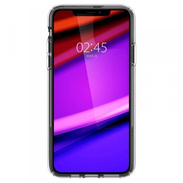 Etui Spigen Slim Armor Essential S Iphone 11 Pro Crystal Clear