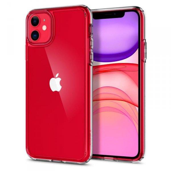 Etui Spigen Ultra Hybrid Iphone 11 Crystal Clear