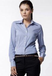 Koszula Model A28 Blue
