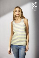 Bokserka Model Vivienne 33237-09X Yellow/Grey