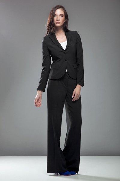 Spodnie Sd02 Black