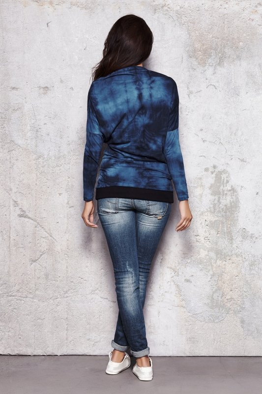 Bluza Damska Model M018 Blue