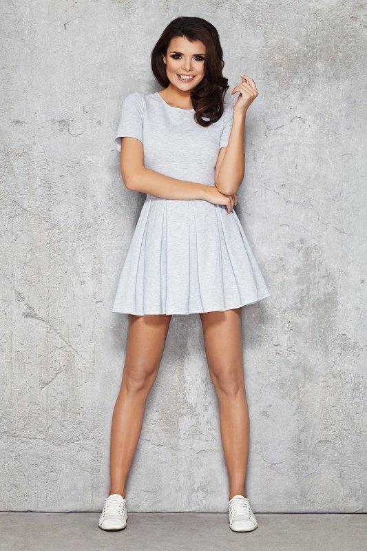 Sukienka Model M044 Grey