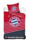 Pościel Bayern Monachium Czerwona 160x200 Carbotex