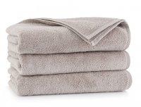 Ręcznik kąpielowy Zwoltex 70x140 KIWI 2 - Sand - Bawełna Egipska.