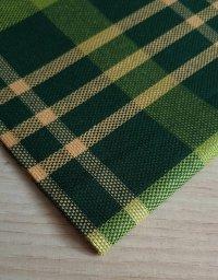 Ściereczka kuchenna Zwoltex Czapla - Szkocja Zielona- 50x70 cm 100% bawełna