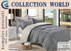 Pościel Collection World 160x200 100% bawełna wz 690
