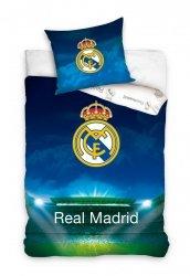 Pościel Real Madryt 160x200 100% bawełna Carbotex RM 2011 Real Madrid Piłka Nożna