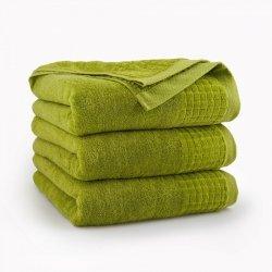 Ręcznik kąpielowy 50x90 Limonkowy Paulo - Zwoltex