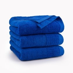 Ręcznik kąpielowy 70x140 Chabrowy  Paulo - Zwoltex