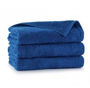 Ręcznik kąpielowy Zwoltex 50x100  KIWI 2 - Chabrowy - Bawełna Egipska.