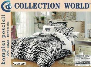 Pościel 200x220 Collection World 100% bawełna wz 530.