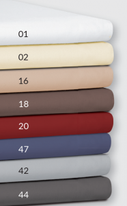 Prześcieradło satynowe z gumką 200x220 cm Matex - Duży wybór kolorów.