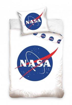 Pościel młodzieżowa NASA 160x200 Carbotex 100% bawełna wz NASA191001