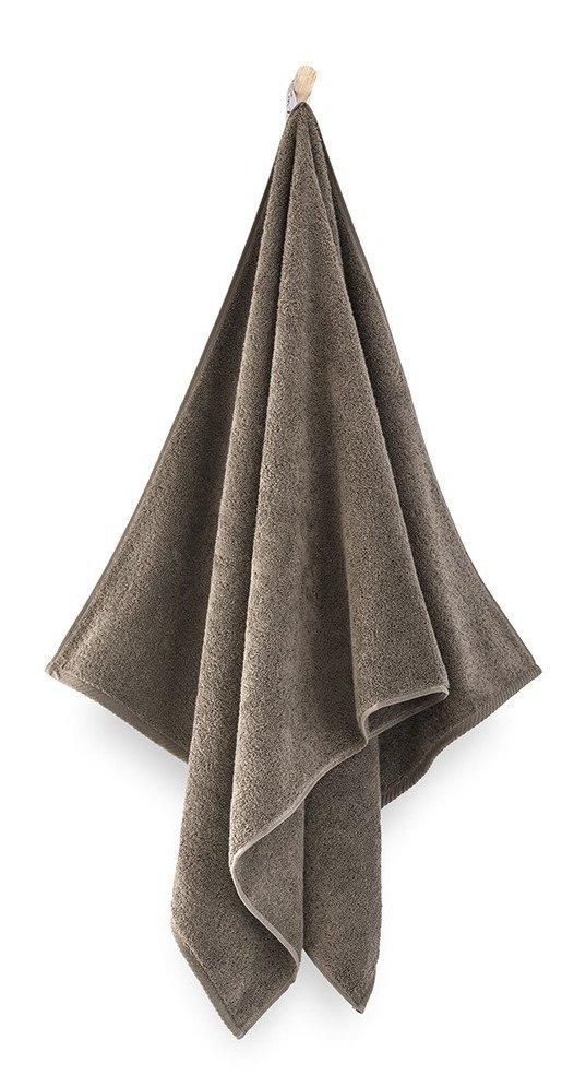 Ręcznik z bawełny egipskiej Zwoltex Kiwi 2 50x100 cm Taupe