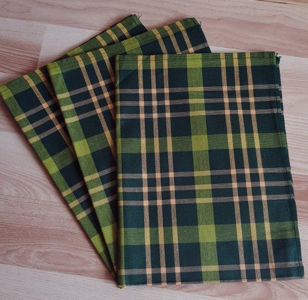 Ściereczka kuchenna Zwoltex Czapla - Szkocja Zielona