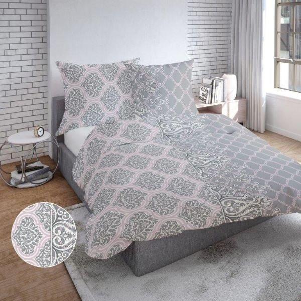 Pościel bawełna - satynowa 160x200 Tęcza Orientalna wzór 13558 A