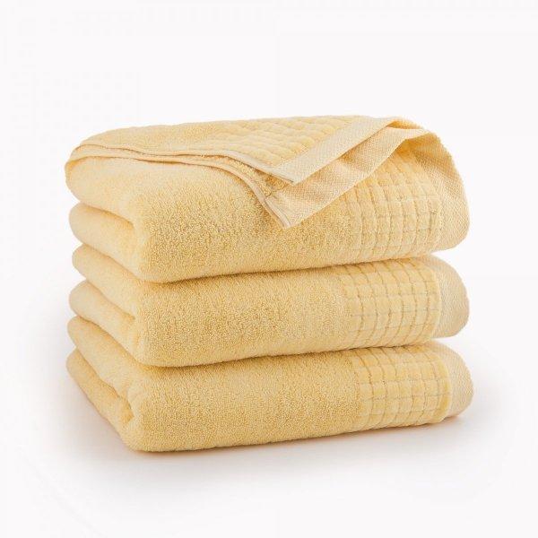 Ręcznik kąpielowy 50x90 Słomkowy Paulo Zwoltex