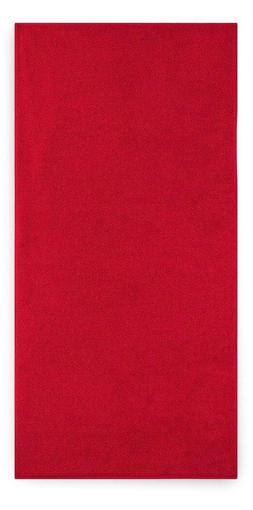 Ręcznik kąpielowy KIWI 2 Czerwony- 70x140 cm