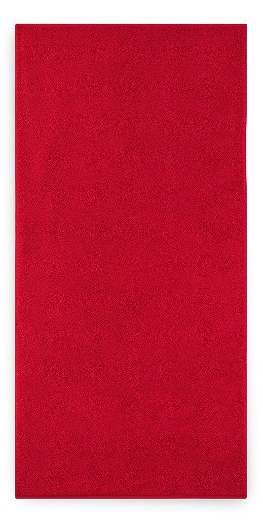 Ręcznik kąpielowy KIWI 2 Czerwony 50x100 cm