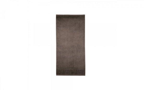 Duży ręcznik kąpielowy Zwoltex Lisbona - Ciemny beż