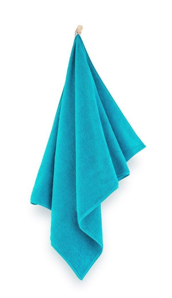 Ręcznik kąpielowy KIWI 2 Turkusowy - 70x140 cm