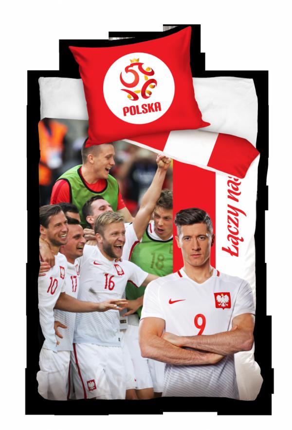 Pościel reprezentacja Polski PZPN 160x200