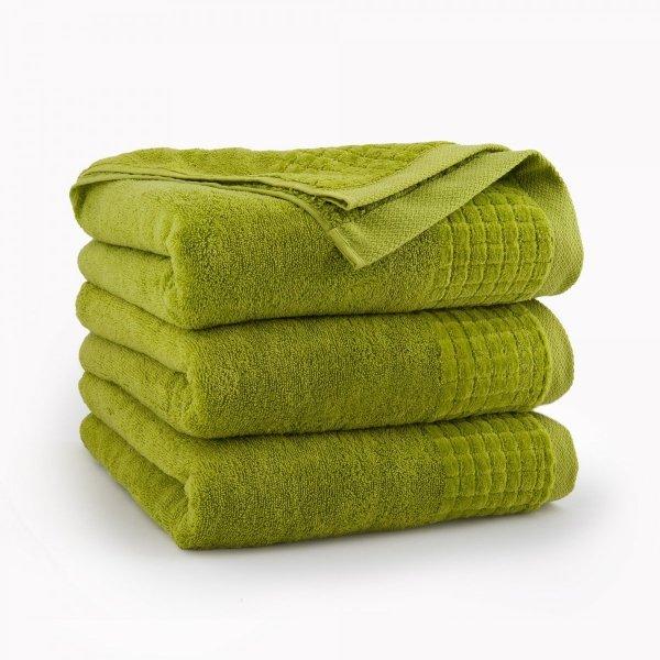 Ręcznik kąpielowy 50x90 Limonkowy  Paulo Zwoltex
