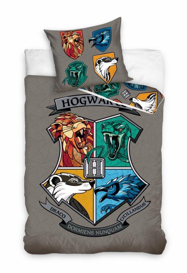 Pościel Harry Potter 140x200 100% bawełna Carbotex