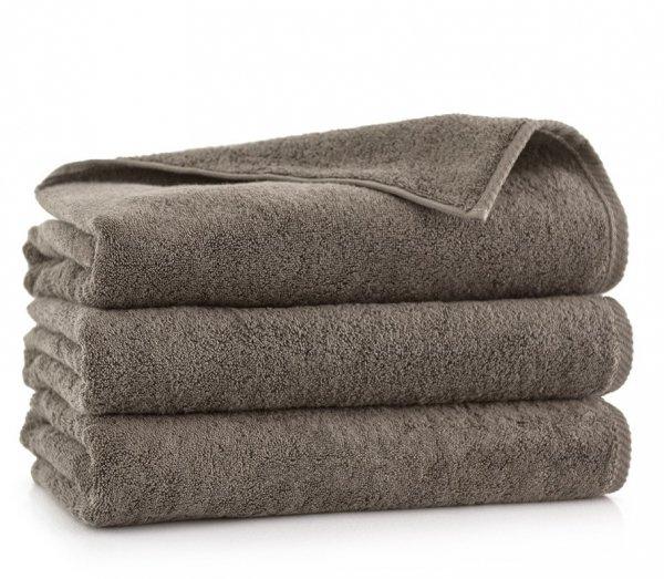 Ręcznik KIWI 70x140 Taupe - Bawełna Egipska