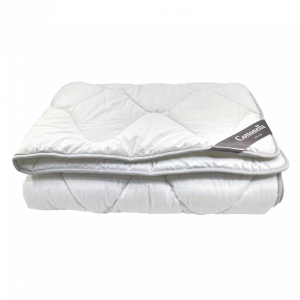Całoroczna kołdra z bawełny 160x200 Cottonella - Poldaun