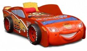 Łóżko dziecięce McQueen MDF