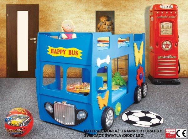 Łóżko dziecięce Happy Bus