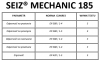 Rękawice Seiz Mechanic 185