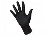 Rękawiczki nitrylowe czarne STYLE BLACK 100 szt.