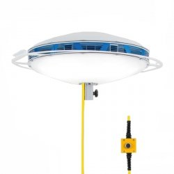 Oświetlenie pola akcji PowerDisk moc 50 000 lm 230V