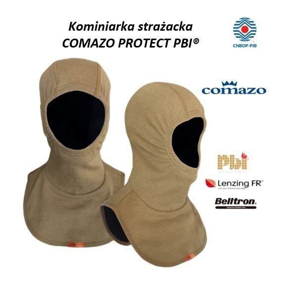 Zestaw 5. Kominiarka Comazo Protect PBI ze ŚD CNBOP - 27 sztuk