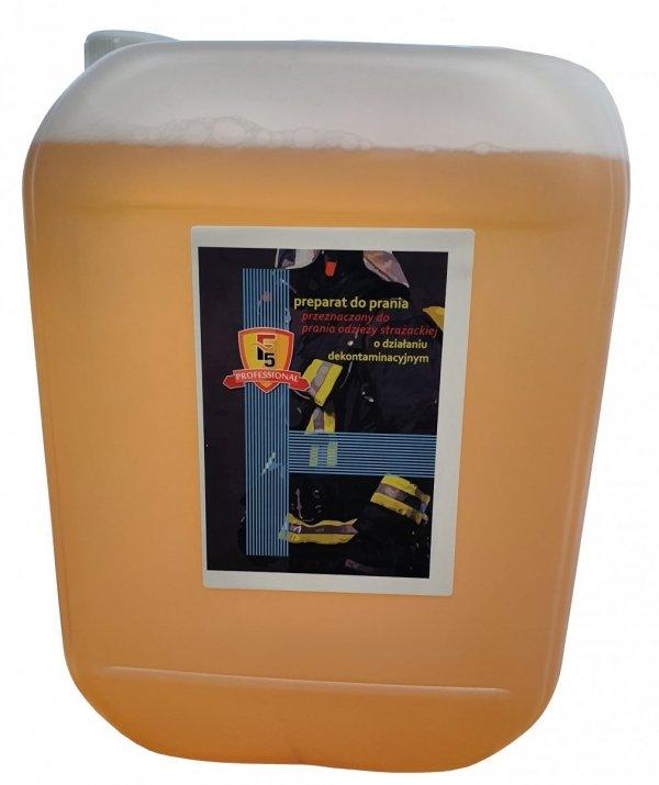 F5 - płyn do prania ubrań specjalnych 10 kg