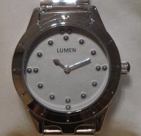 Męski zegarek brajlowski