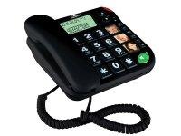 Telefon stacjonarny z dużymi przyciskami