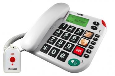 Mówiący telefon stacjonarny