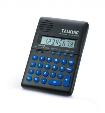 Kalkulator mówiący po polsku