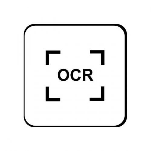 OCR czyli rozpoznawanie pisma drukowanego
