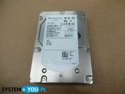 Dysk 300GB SAS 15K 3,5 ST3300657SS Equallogic
