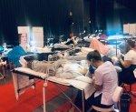 Noble Lashes na mistrzostwach oraz konferencji stylizacji i pielęgnacji rzęs i brwi Amber Eyes