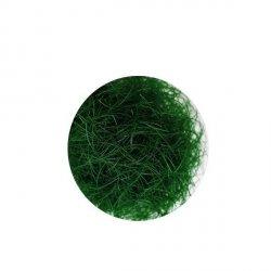 Hedvábné řasy Zelené B 0,20