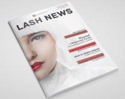 Czasopismo Lash News numer 1/2018