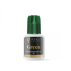 Lepidlo na řasy GREEN 3ml