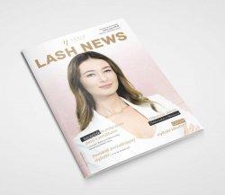 Czasopismo Lash News numer 2/2018