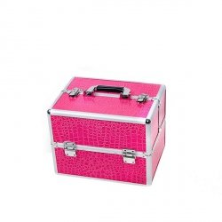 Pink Cosmetic Trunk